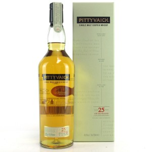 Pittyvaich 1989 Cask Strength 25 Year Old