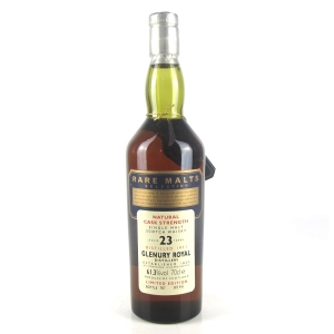 Glenury Royal 1971 Rare Malt 23 Year Old / 61.3%