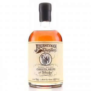 Journeyman Corsets, Whips & Whiskey 50cl
