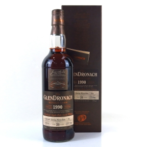 Glendronach 1990 Single Cask 20 Year Old #2621