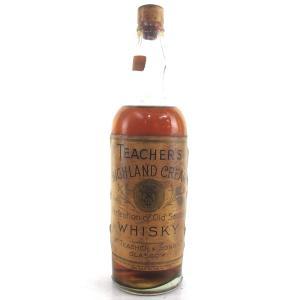Teacher's Highland Cream 1930s