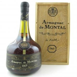 Armagnac de Montal 1965