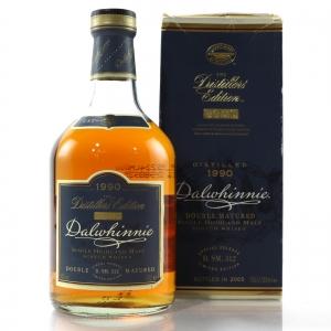 Dalwhinnie 1990 Distillers Edition 2005