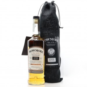 Bowmore 2004 Hand Filled 15 Year Old Cask #1873 / Bourbon