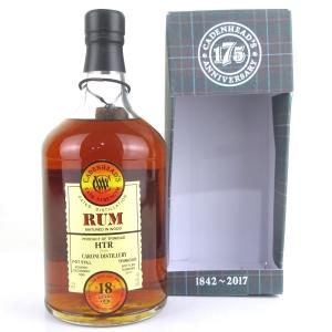 Caroni 1998 Cadenhead's 18 Year Old Trinidad Rum