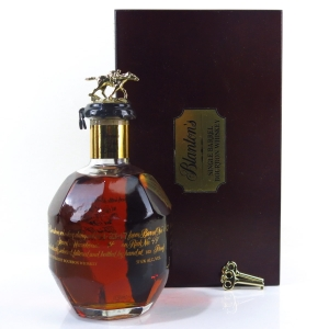 Blanton's Single Barrel Gold Edition / with Humidor