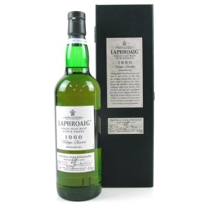 Laphroaig 1960 40 Year Old