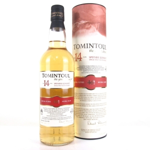 Tomintoul 14 Year Old Commemorative
