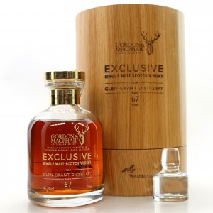Glen Grant 1949 Gordon and MacPhail 67 Year Old Wealth Solutions