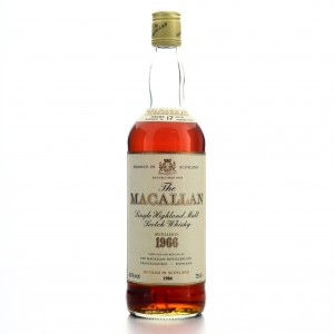 Macallan 1966 17 Year Old