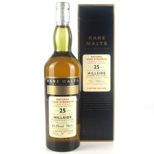 Hillside / Glenesk 1971 Rare Malt 25 Year Old / 62.0%