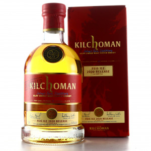 Kilchoman 12 Year Old Cask Strength / Feis Ile 2020