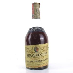 Fratelli Branca Stravecchio Brandy Riserva Speciale 1960s