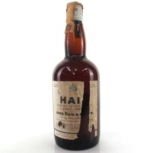 Haig's Gold Label 1970s