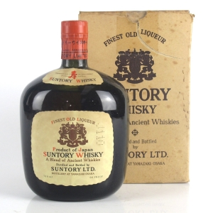 Suntory Yamazaki Finest Old Liqueur Whisky 1960s