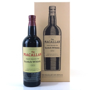 Macallan 1876 Replica
