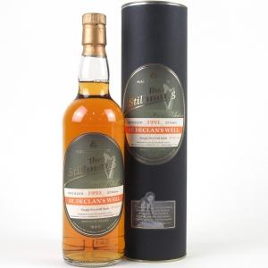St. Declan's Well 1991 The Stillman's 23 Year Old Irish Whiskey