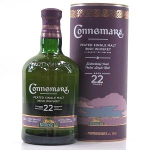 Connemara 22 Year Old Peated Single Malt Irish Whiskey
