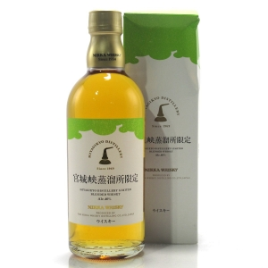 Miyagikyo Distillery Limited Blended Whisky 50cl