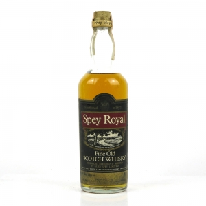 Spey Royal Fine Old 1980s / Low Fill