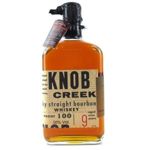 Knob Creek 9 Year Old Kentucky Bourbon
