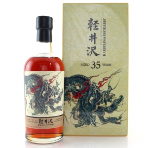Karuizawa 1981 Single Cask 35 Year Old #171 / Eight Headed Dragon