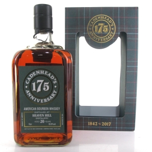 Heaven Hill 1996 Cadenhead's 20 Year Old