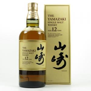 Yamazaki 25 Year Old Front