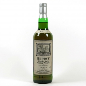 Glenrothes 1998 Berry Brothers 14 Year Old Titanic Centenary
