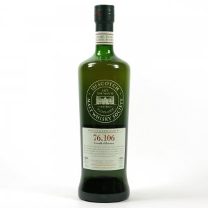Mortlach 1987 SMWS 25 Year Old 76.106 Front