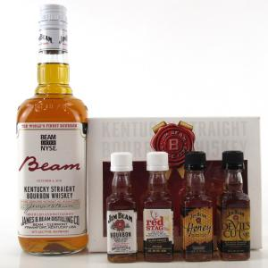 Jim Beam Selection 70cl and 4 x 5cl