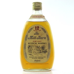 The Mill Burn 12 Year Old Pure Malt 1980s