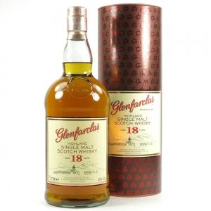 Glenfarclas 18 Year Old 1 Litre
