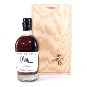 Michel Couvreur 1990 Very Sherried 25 Year Old Malt Whisky 50cl