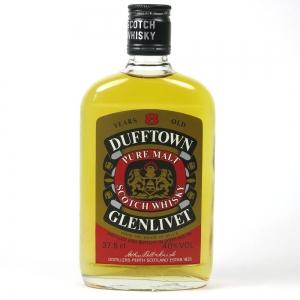 Dufftown - Glenlivet 8 Year Old 1980s 37.5cl