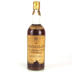 Macallan 1961 Campbell, Hope and King / Rinaldi Import