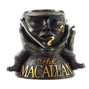 Macallan Sleeping Barrel Ice Bucket / Clacton on Sea Glof Club