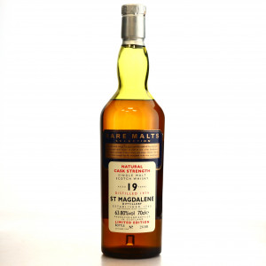 St Magdalene 1979 Rare Malt 19 Year Old / 63.80%