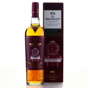 Macallan Whisky Makers Edition 1920s Locomotive