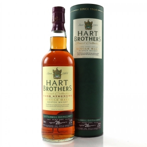 Littlemill 1988 Hart Brothers 26 Year Old