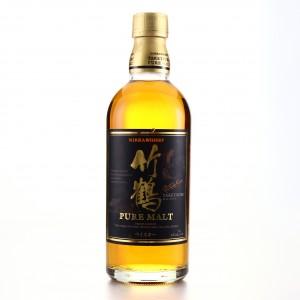 Taketsuru Pure Malt 50cl / Includes Bear Stand