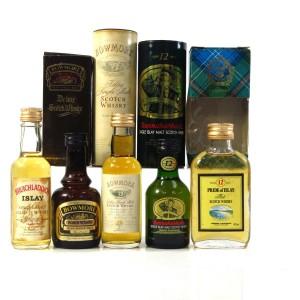 Islay Miniature Selection x 5
