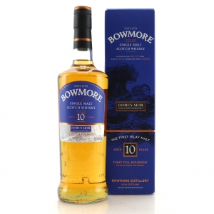 Bowmore 10 Year Old Dorus Mor Batch 1