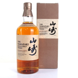 Yamazaki Bourbon Barrel 2011 / First Release