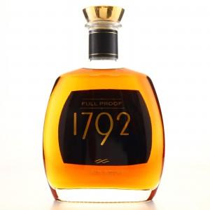 Barton 1792 Full Proof Single Barrel Bourbon