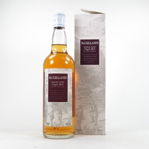Glen Garioch / McClellands Highland Single Malt