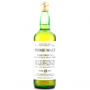 Laphroaig 15 Year Old Prime Malt Selection No.1 / Carlton Import, US