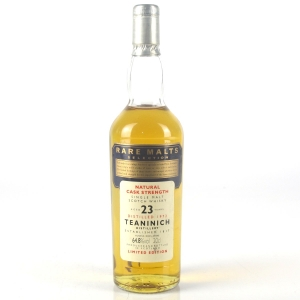 Teaninich 1972 Rare Malt 23 Year Old 20cl / 64.8%