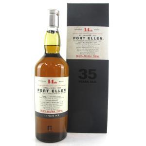 Port Ellen 1978 35 Year Old 14th Release 75cl / US Import