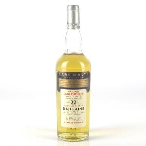 Dailuaine 1973 Rare Malt 22 Year Old 20cl / 60.80%